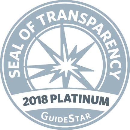 Guide Star Gold Seal of Transparency
