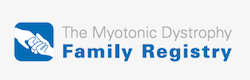 Myotonic Dystrophy Family Registry Logo